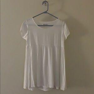 American Apparel Short Sleeved Babydoll Dress
